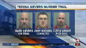 Mark Sievers murder trial [Video]