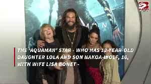 Jason Momoa always wanted kids [Video]
