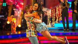 Alex Scott And Neil Jones Have Final Curtain Call After Strictly's Musicals Week | Jive Talking [Video]
