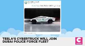 Tesla's Cybertruck Will Join Dubai's Police Fleet [Video]