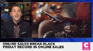 Black Friday Hits a Record of $7.4 Billion in Online Sales [Video]