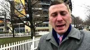 Reporter Update: Chris Hoffman - Steelers Fan Assaults Sheriff's Deputy [Video]