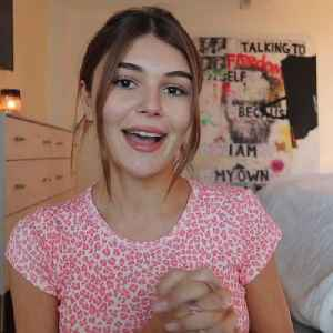 Olivia Jade returns to YouTube to speak out on college admission scandal [Video]