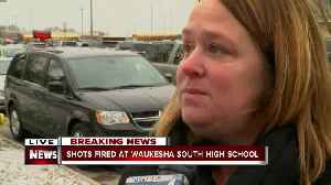 'Like giving birth all over again': Mother's emotional response to finding son safe after shots fired at Waukesha high school [Video]