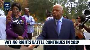 54 Years After Civil Rights Act, Voting Rights Still an Issue for Georgia [Video]