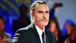 PETA Names Joaquin Phoenix the Person of the Year | THR News [Video]