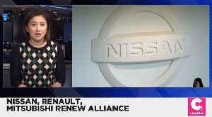 Nissan, Renault, and Mitsubishi Renew Alliance [Video]