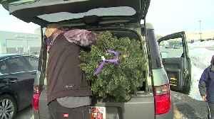 News video: Christmas Tradition Lives on After Landslide