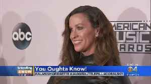 Trending Now: Alanis Morissette Making A Comeback [Video]