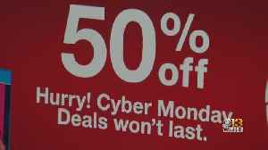 Shoppers Expected To Spend Billions On Cyber Monday [Video]