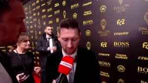 News video: Messi: Six Ballon d'Ors unthinkable
