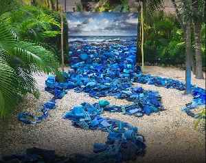 How I use art to tackle plastic pollution in our oceans | Alejandro Durán [Video]