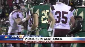 WEST JONES PICAYUNE [Video]