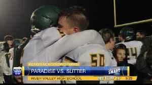 News video: Paradise's football season comes to an end