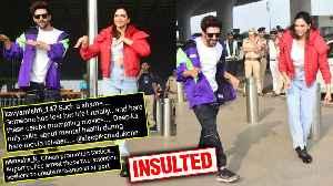 Fans INSULT Deepika Padukone For Dancing At The Airport With Kartik Aaryan [Video]