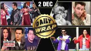 Salman To Romance Sara Ali Khan, Priyanka-Nick Welcome Baby, Deepika-Kartik Trolled | Top 10 News [Video]