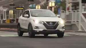 2020 Nissan Rogue Sport Driving Video [Video]