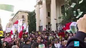 Malta slain journalist: PM defends investigation as protesters keep up pressure [Video]