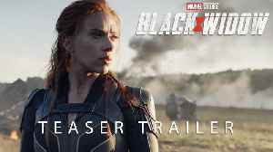 Black Widow Movie (2020) - Scarlett Johansson [Video]