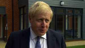 Johnson 'categorically' rules out NHS trade claims [Video]