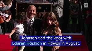 Dwayne Johnson Was 'Hesitant' to Marry Again After 2008 Divorce [Video]