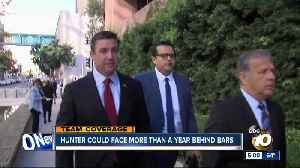 Rep. Hunter prepared to go to jail [Video]