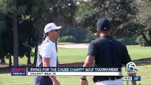 Swing for the cause charity golf tournament [Video]