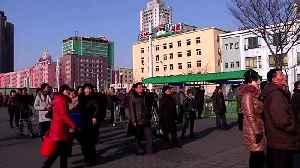 North Korea says U.S. needs to decide 'Xmas gift' [Video]