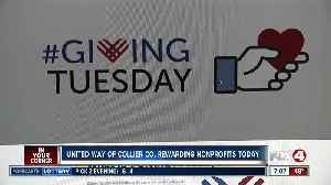 Giving Tuesday: United Way of Collier County to surprise several nonprofits [Video]