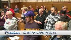 Barberton residents heat up income tax increase battle as deadline closes in [Video]