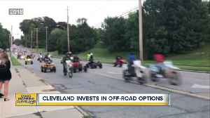 Cleveland council approves spending $155k to study feasibility of off-road vehicle track in city [Video]
