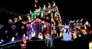 Bristol's most spectacular Christmas lights make dazzling return for 25th year [Video]