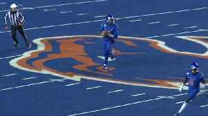 Boise State officially moves Jaylon Henderson to QB 1 ahead of Mountain West championship game [Video]
