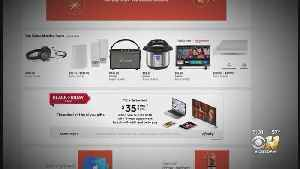 Experts Expect Record-Breaking Cyber Monday Sales [Video]