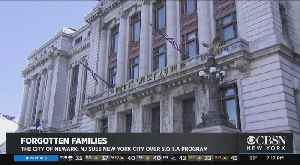 News video: City Of Newark, NJ Sues New York City Over SOTA Program