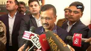 Delhi govt recommended Prez not to show any leniency to culprits CM Kejriwal on rape case [Video]