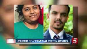 News video: Fundraiser hopes to send bodies of TSU students killed in hit-and-run to their families in India