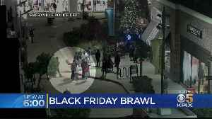 Scuffle Over Stolen Phone Turns Into Black Friday Brawl At Emeryville's Bay Street Mall [Video]
