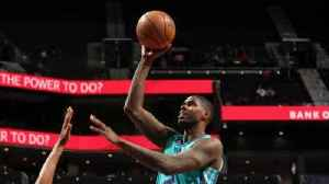 Marvin Williams Comes in Handy for Hornets [Video]