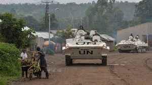 Heavy gunfire erupts as DR Congo's anti-UN protests continue [Video]