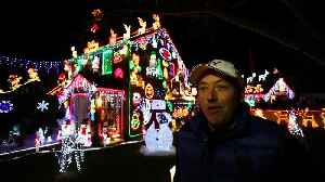 Bristol's most spectacular Christmas lights have made a dazzling return [Video]