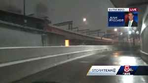 Heavy snow moves in for morning commute [Video]