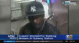 Police: Thief Targeting Women At Subway Station [Video]