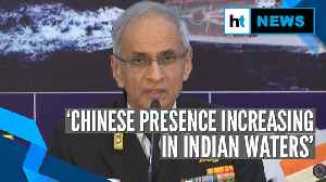 'Monitoring Chinese presence in Indian Ocean': Navy chief Karambir Singh [Video]