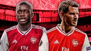 Arsenal To Make £100M DOUBLE Transfer To Solve Defensive Problems! | Transfer Talk [Video]