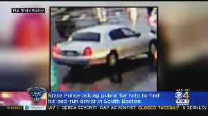 State Police Search For South Boston Hit-And-Run Driver [Video]
