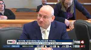 Curtis Wright could be recalled to stand as defense takes over in Mark Sievers trial [Video]