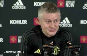 Sacking rumours are 'blatant lies' - Solskjaer [Video]