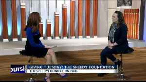 The Speedy Foundation concert [Video]