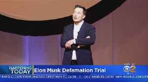 Defamation Case Filed By Thailand Cave Rescuer Against Elon Musk Goes To Trial Today [Video]